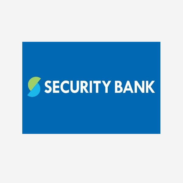 security bank - front